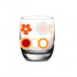 Set 3 pahare alcool Ocean, 265 ml, 380094