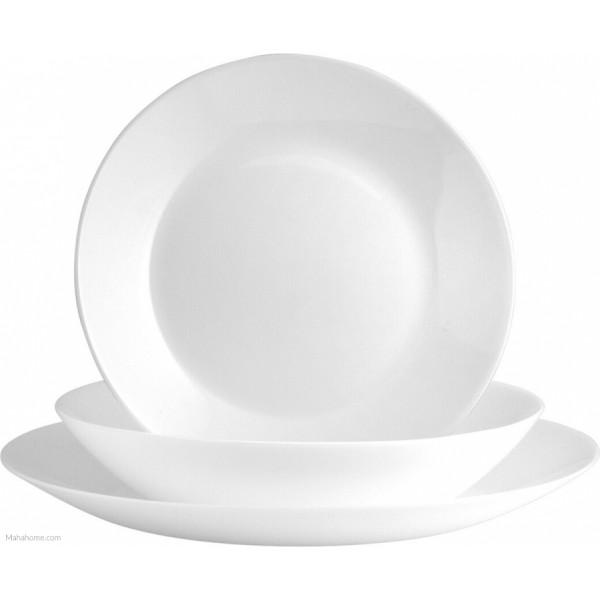 Serviciu de masă, Arcopal Zelie, 18 piese