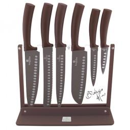 Set 6 cuțite + stand Berlinger Haus BH-2133